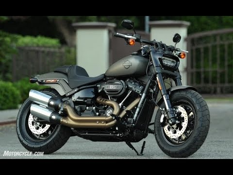 2018 harley davidson fat bob 114 review first ride1. Black Bedroom Furniture Sets. Home Design Ideas