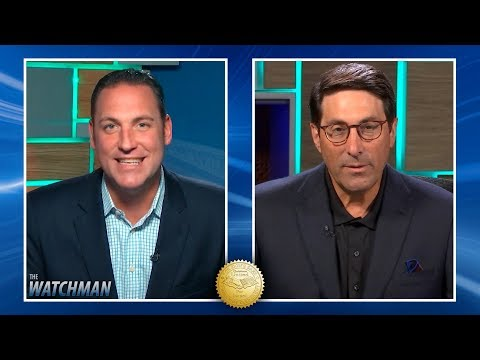 Jay Sekulow Explains Israel's Legal and Historical Claim to Jerusalem