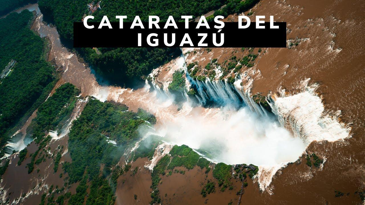 CATARATAS DEL IGUAZÚ | Estas son cascadas y no m...🤣 Brasil, Foz do Iguaçu