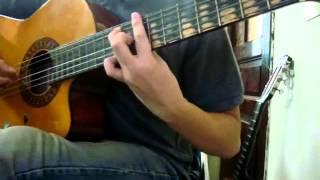 Con đường tình yêu - Lam Trường - Guitar solo