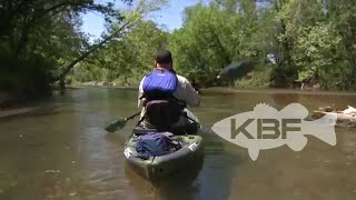 Kayak Bassin TV - Fishing Narrow Creeks(Chad Hoover hooks up with the guys from TN Moving Waters Guide Service, for an epic backwoods adventure. Sponsored by Power Pole ..., 2014-08-01T11:30:00.000Z)