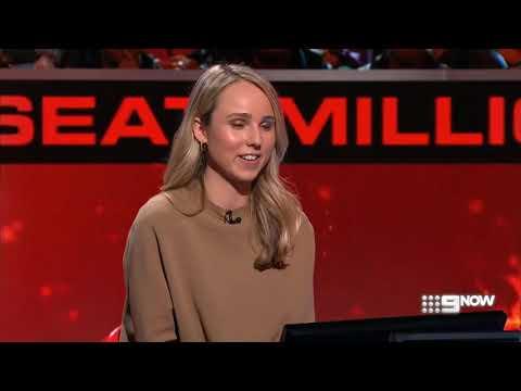 "[Australia] ""Millionaire Hot Seat"" | 2019 | Episode 96"