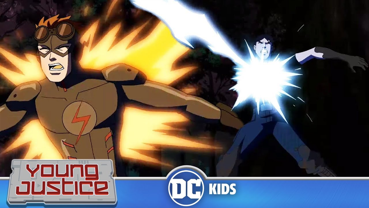 Young Justice | Plan B | DC Kids