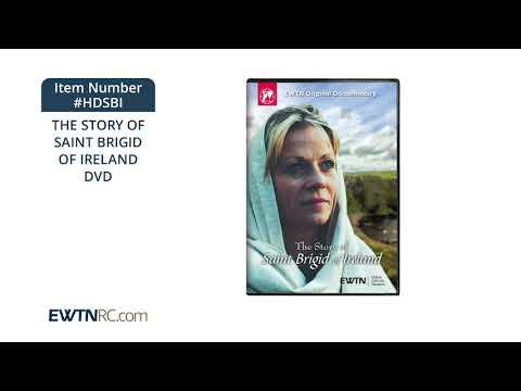 HDSBI_THE STORY OF SAINT BRIGID OF IRELAND DVD
