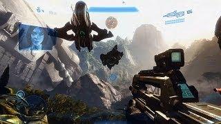 Halo 4 - E3 2012 Gameplay Trailer
