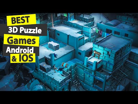 Top 10 Best 3D Puzzle Games For Android & IOS 2020 | HD Android Games 2020