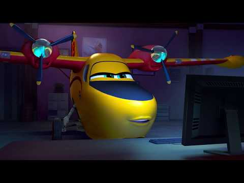 Planes: Fire & Rescue | Dipper Animated Short