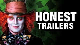 Honest Trailers - Alice in Wonderland (2010) thumbnail