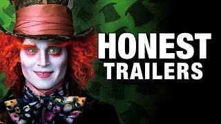 Repeat youtube video Honest Trailers - Alice in Wonderland (2010)