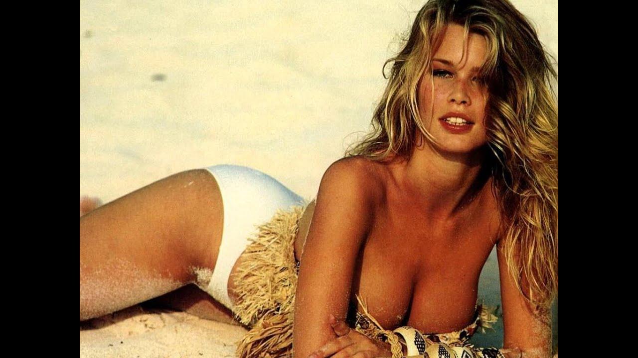 Claudia Schiffer Sex Tape claudia schiffer sexy - youtube