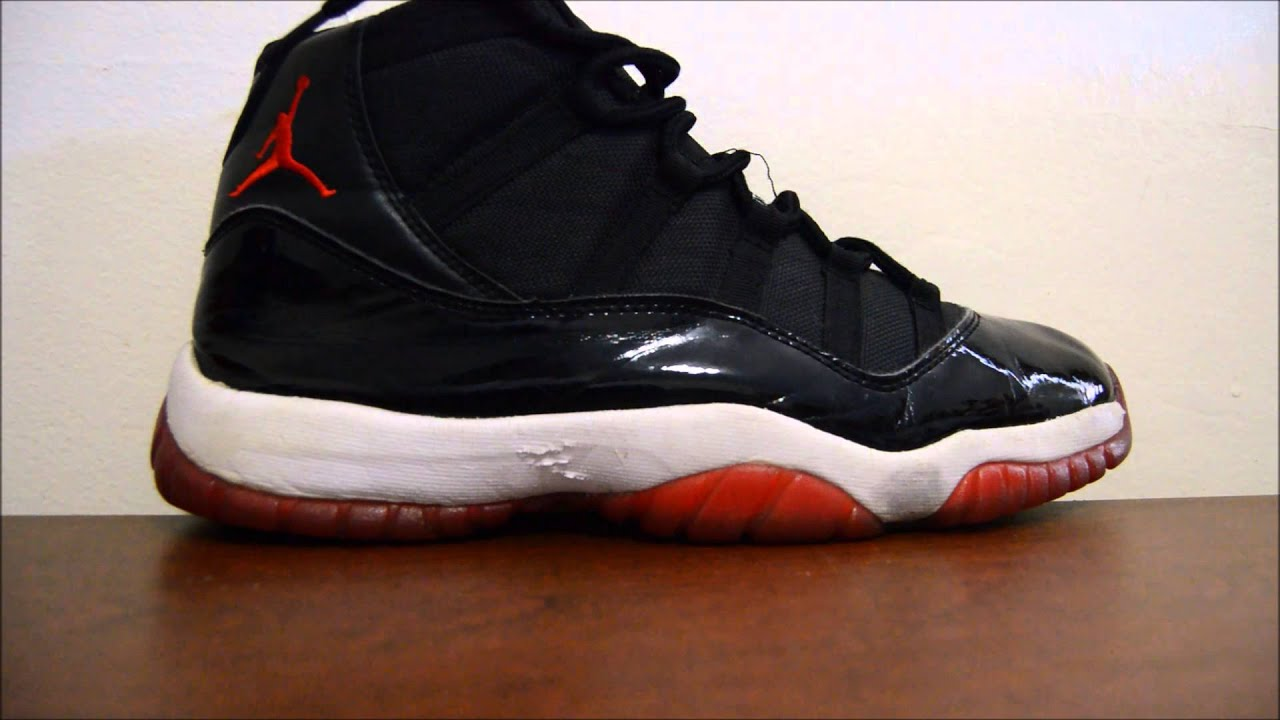 super popular c5e6f aa08c HOW TO RESTORE JORDAN XI PATENT LEATHER