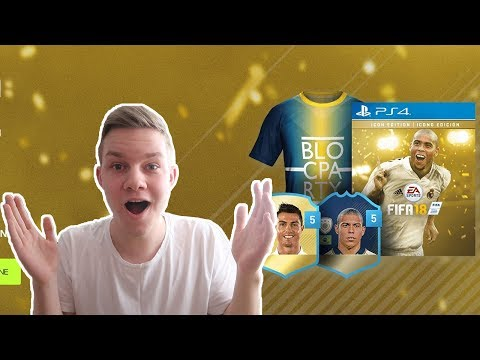 FIFA 18 NYHEDER - LEGENDER PÅ PS4!