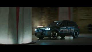 BMW iX3 & Shang-Chi y la leyenda de los diez anillos