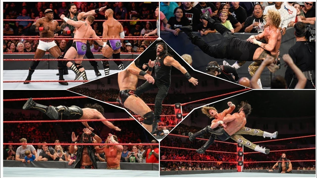 Download WWE Raw 25 June 2018 Full Show   WWE Monday Night Raw 6 25 18 Full Show   YouTube