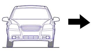 Одна из причин увода автомобиля в стороны !! Ваз классика.