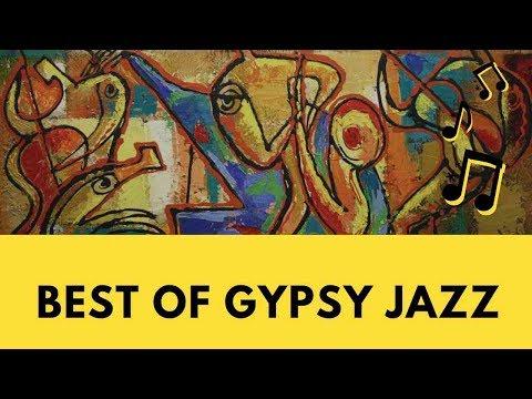 Gypsy Jazz: 1 Hour of Best Gypsy Jazz FULL ALBUM with Gypsy Jazz Guitar and Violin Music