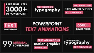 PowerPoint Text Animation Tutorial