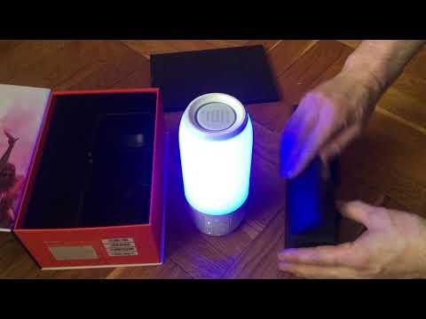 Акустическая система JBL Pulse 3 White (JBLPULSE3WHTEU)