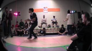 Floetic vs. Team Asia | Breaking it Right 6| Top 4 | 2012