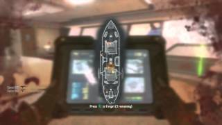 Call Of Duty Black Ops 2 | Hijacked | BOTS vs Solo Player XBOX 360