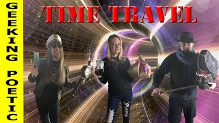 GEEKING POETIC PODCAST - TIME TRAVEL TEASER