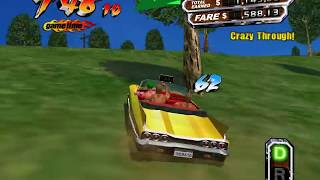 Crazy Taxi 3 (PC) - Gameplay Trailer HD (720p)