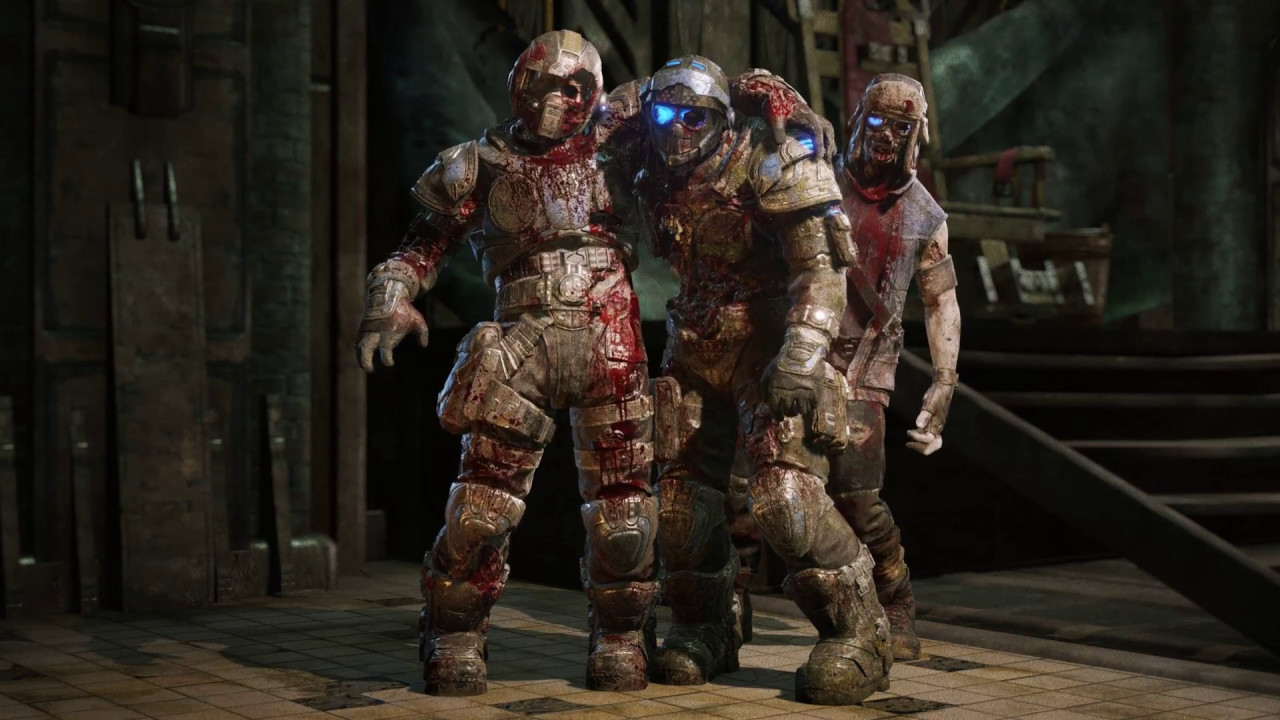 Zombie Carmine Gear Pack YouTube