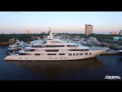 2015 Fort Lauderdale International Boat Show FLIBS