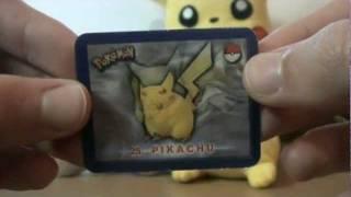 Pokémon Stadium 3D Action Cards