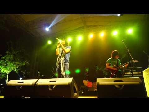 THE JOURDAN - RIVIA (LIVE! At Taman Perdamaian BSD)