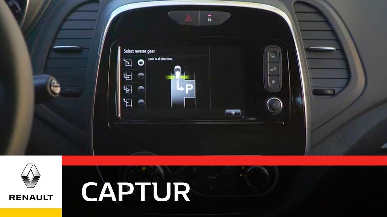 renault captur easy park assist youtube. Black Bedroom Furniture Sets. Home Design Ideas