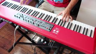 Nord Piano2 Sample Library