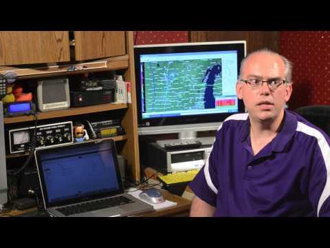 SKYWARN Net Control Operations [HD]