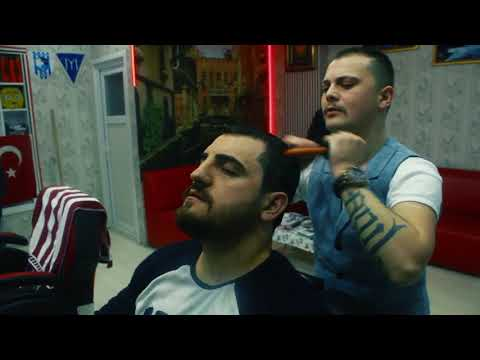 ASMR Turkish Barber Head,Face and Body Massage 86 (21 Mins)