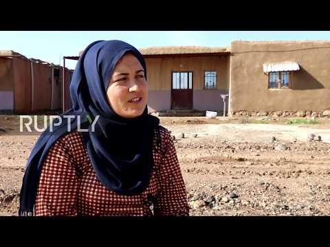 Syria: Female-only village of Jinwar created by Kurdish women