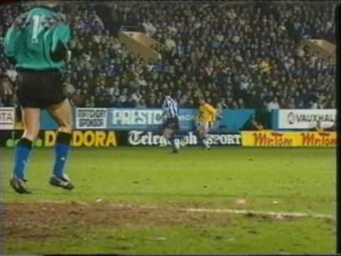 Sheffield Wednesday 1-3 Sheffield United - 1992