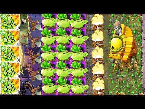 Plants Vs Zombies 2 BattleZ: No Premium Pvz 2 Vs Zombot. High Score! Over 19 Million!