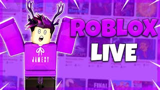 🔴 Roblox Live Stream With Viewers | Viewers Pick Games!