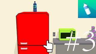Bottle Flip 3D Walkthrough Part 3(Level 41-60)
