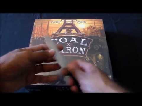 Unboxing of Coal Baron