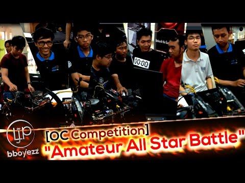 [OC Competition] Amateur All Star Battle - iTechnoCup 2016 Part 2