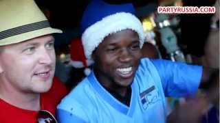 видео Новый год в Доминикане