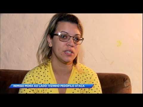 Vizinho pedófilo abusa de três crianças e foge