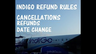 Indigo Tickets Refunds | Cancellations | Date change policy - TAMIL screenshot 4