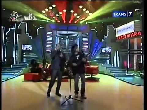 Tony Q Rastafara Feat Tukul Arwana  Three Litle Bird