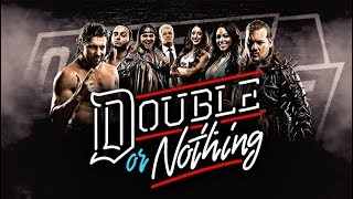 JON MOXLEY IS ALL ELITE & WWE SHOULD BE WORRIED! | AEW Double Or Nothing Full Show Review & Results