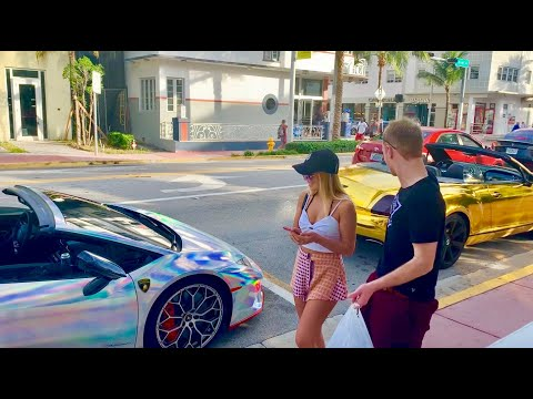Reverse Gold Digger Prank! Offering Boyfriends Keys To GOLD Bentley & LAMBO For Their Girl!