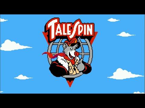 Полное прохождение (((Dendy))) Tale Spin / Чудеса на виражах