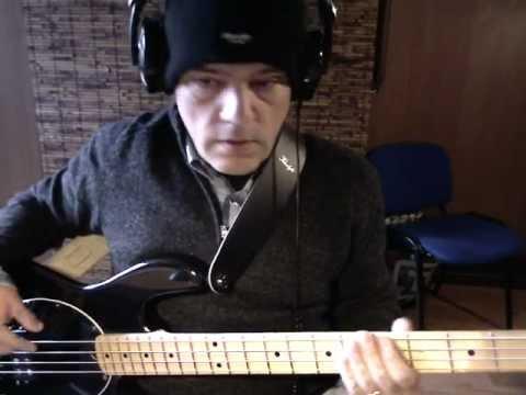 Sublime - Badfish Bass Cover