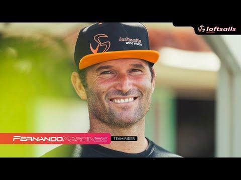 Loftsails Team Rider / Interview / Fernando Martínez del Cerro / ESP-71